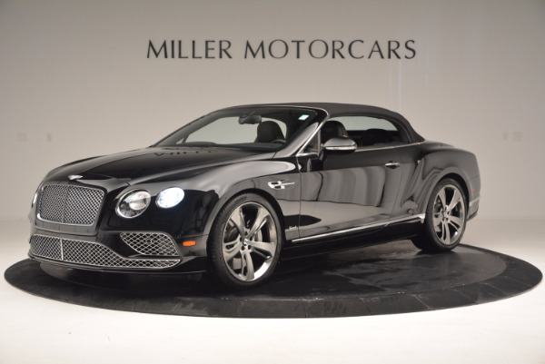 Used 2016 Bentley Continental GT Speed Convertible for sale Sold at Maserati of Greenwich in Greenwich CT 06830 14