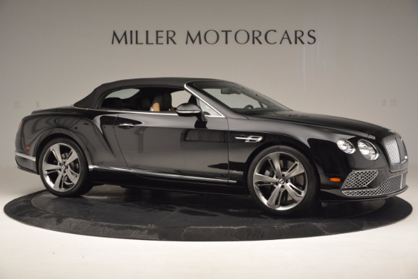Used 2016 Bentley Continental GT Speed Convertible for sale Sold at Maserati of Greenwich in Greenwich CT 06830 19
