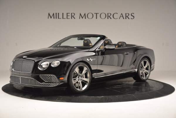 Used 2016 Bentley Continental GT Speed Convertible for sale Sold at Maserati of Greenwich in Greenwich CT 06830 2