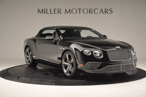 Used 2016 Bentley Continental GT Speed Convertible for sale Sold at Maserati of Greenwich in Greenwich CT 06830 20