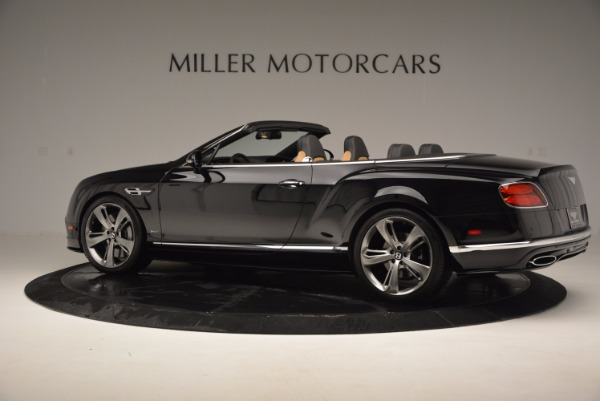 Used 2016 Bentley Continental GT Speed Convertible for sale Sold at Maserati of Greenwich in Greenwich CT 06830 4