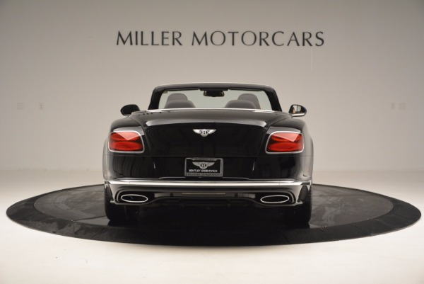 Used 2016 Bentley Continental GT Speed Convertible for sale Sold at Maserati of Greenwich in Greenwich CT 06830 6