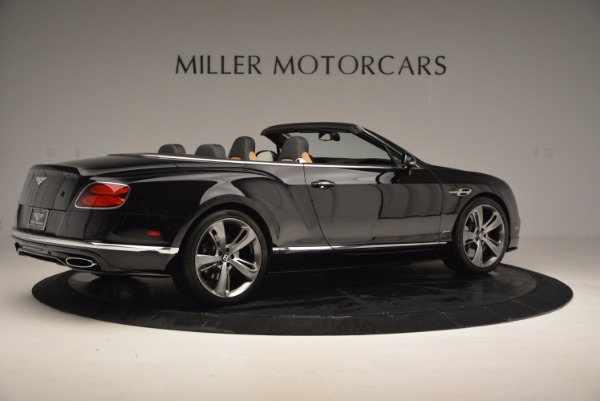 Used 2016 Bentley Continental GT Speed Convertible for sale Sold at Maserati of Greenwich in Greenwich CT 06830 8