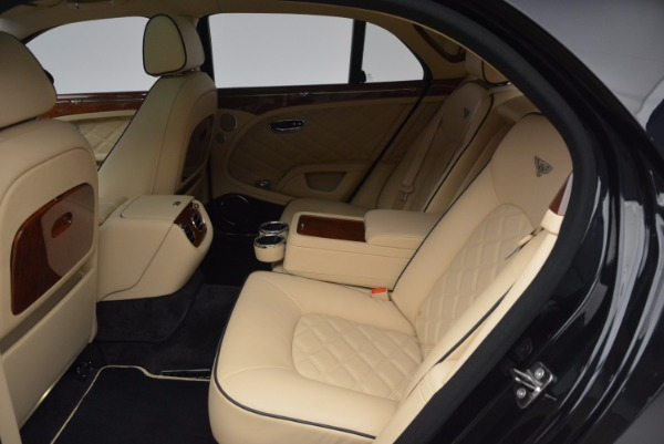 Used 2016 Bentley Mulsanne for sale Sold at Maserati of Greenwich in Greenwich CT 06830 25