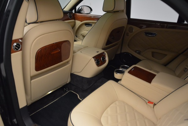 Used 2016 Bentley Mulsanne for sale Sold at Maserati of Greenwich in Greenwich CT 06830 26