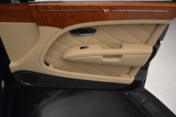 Used 2016 Bentley Mulsanne for sale Sold at Maserati of Greenwich in Greenwich CT 06830 28