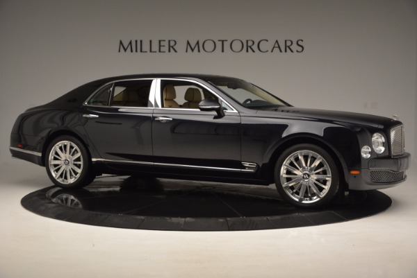 Used 2016 Bentley Mulsanne for sale Sold at Maserati of Greenwich in Greenwich CT 06830 8