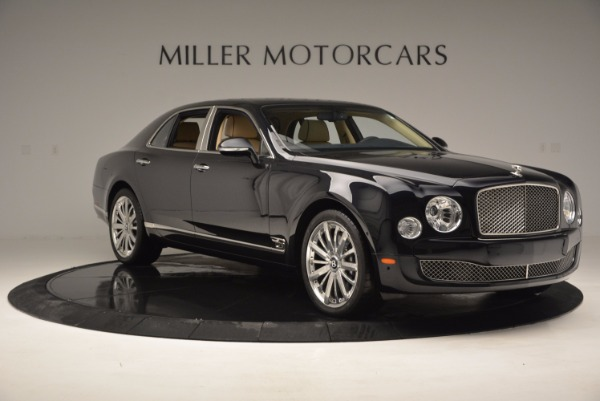 Used 2016 Bentley Mulsanne for sale Sold at Maserati of Greenwich in Greenwich CT 06830 9