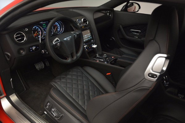 Used 2016 Bentley Continental GT V8 S for sale Sold at Maserati of Greenwich in Greenwich CT 06830 19
