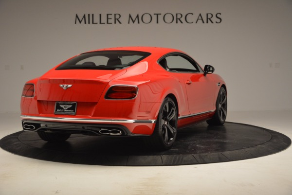 Used 2016 Bentley Continental GT V8 S for sale Sold at Maserati of Greenwich in Greenwich CT 06830 7