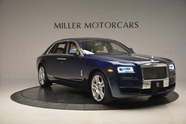 Used 2016 Rolls-Royce Ghost EWB for sale Sold at Maserati of Greenwich in Greenwich CT 06830 11