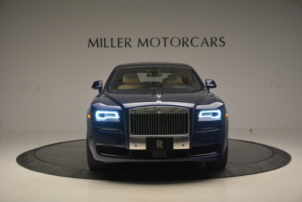 Used 2016 Rolls-Royce Ghost EWB for sale Sold at Maserati of Greenwich in Greenwich CT 06830 12