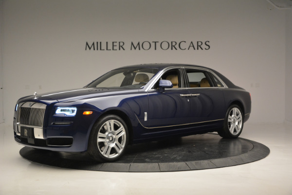 Used 2016 Rolls-Royce Ghost EWB for sale Sold at Maserati of Greenwich in Greenwich CT 06830 2
