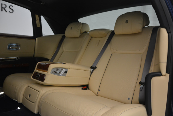Used 2016 Rolls-Royce Ghost EWB for sale Sold at Maserati of Greenwich in Greenwich CT 06830 26