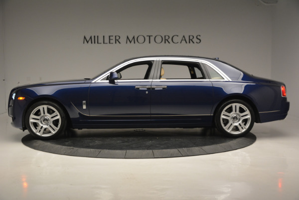 Used 2016 Rolls-Royce Ghost EWB for sale Sold at Maserati of Greenwich in Greenwich CT 06830 3