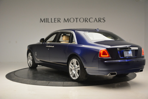 Used 2016 Rolls-Royce Ghost EWB for sale Sold at Maserati of Greenwich in Greenwich CT 06830 5