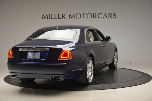 Used 2016 Rolls-Royce Ghost EWB for sale Sold at Maserati of Greenwich in Greenwich CT 06830 7