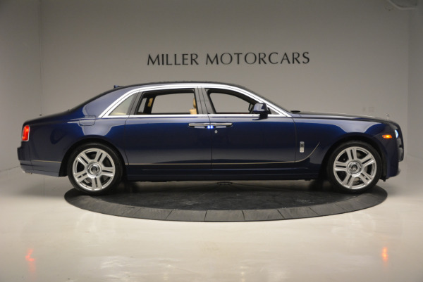 Used 2016 Rolls-Royce Ghost EWB for sale Sold at Maserati of Greenwich in Greenwich CT 06830 9