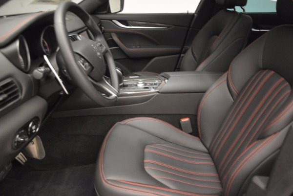 New 2017 Maserati Levante S for sale Sold at Maserati of Greenwich in Greenwich CT 06830 15