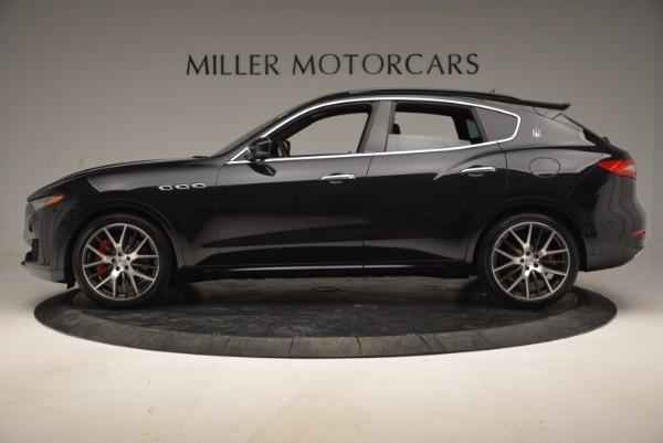 New 2017 Maserati Levante S for sale Sold at Maserati of Greenwich in Greenwich CT 06830 3