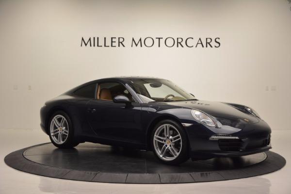 Used 2014 Porsche 911 Carrera for sale Sold at Maserati of Greenwich in Greenwich CT 06830 10