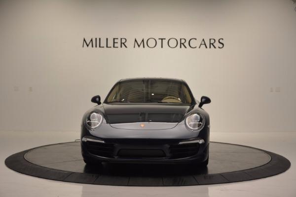 Used 2014 Porsche 911 Carrera for sale Sold at Maserati of Greenwich in Greenwich CT 06830 12