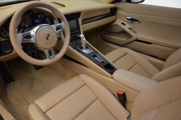 Used 2014 Porsche 911 Carrera for sale Sold at Maserati of Greenwich in Greenwich CT 06830 13