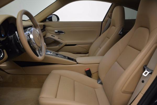 Used 2014 Porsche 911 Carrera for sale Sold at Maserati of Greenwich in Greenwich CT 06830 14