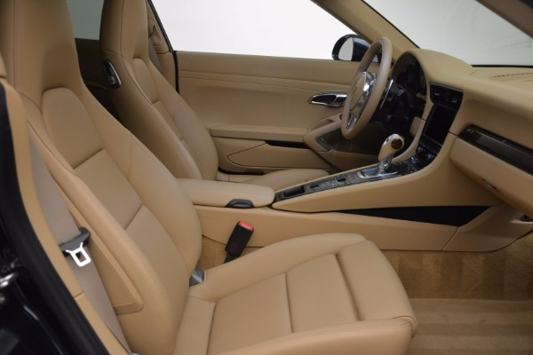 Used 2014 Porsche 911 Carrera for sale Sold at Maserati of Greenwich in Greenwich CT 06830 17