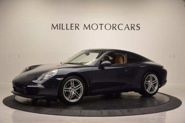 Used 2014 Porsche 911 Carrera for sale Sold at Maserati of Greenwich in Greenwich CT 06830 2