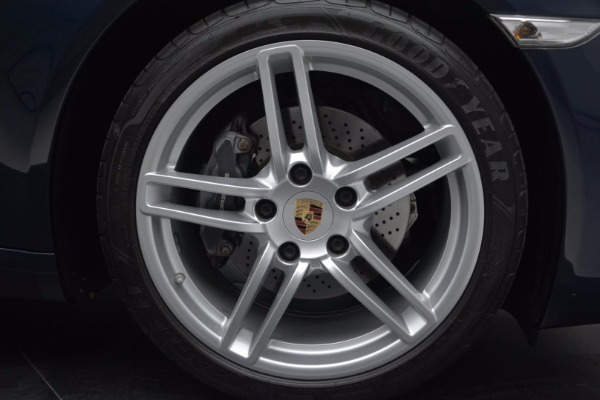 Used 2014 Porsche 911 Carrera for sale Sold at Maserati of Greenwich in Greenwich CT 06830 20