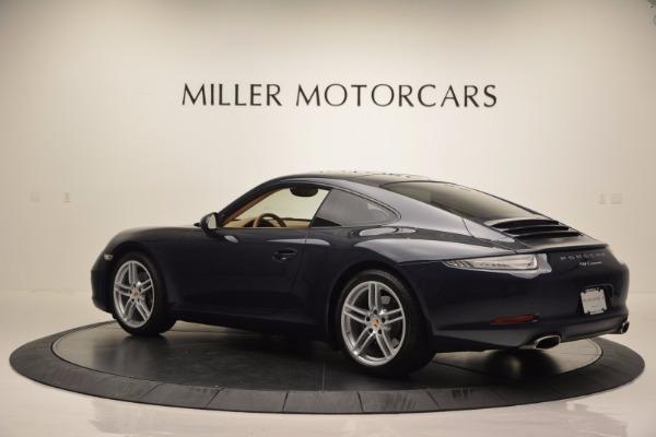 Used 2014 Porsche 911 Carrera for sale Sold at Maserati of Greenwich in Greenwich CT 06830 4