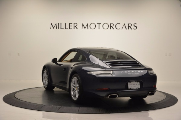 Used 2014 Porsche 911 Carrera for sale Sold at Maserati of Greenwich in Greenwich CT 06830 5