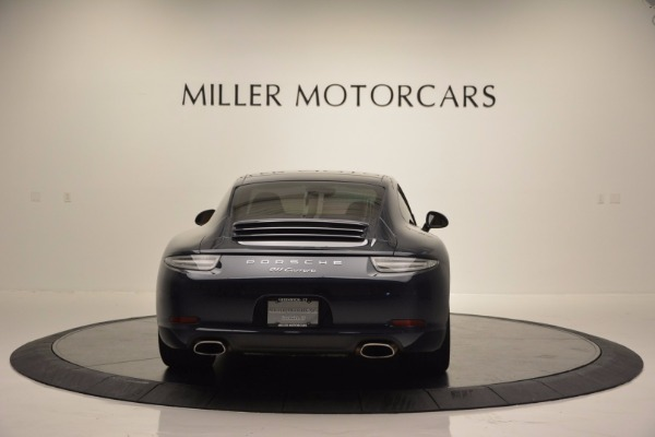 Used 2014 Porsche 911 Carrera for sale Sold at Maserati of Greenwich in Greenwich CT 06830 6