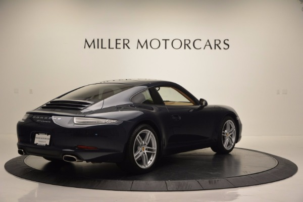 Used 2014 Porsche 911 Carrera for sale Sold at Maserati of Greenwich in Greenwich CT 06830 7