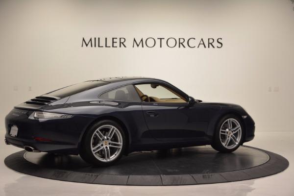 Used 2014 Porsche 911 Carrera for sale Sold at Maserati of Greenwich in Greenwich CT 06830 8