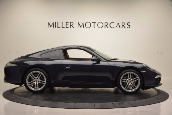 Used 2014 Porsche 911 Carrera for sale Sold at Maserati of Greenwich in Greenwich CT 06830 9