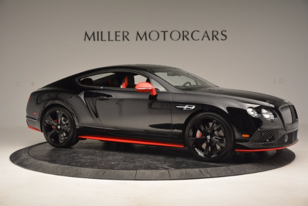 New 2017 Bentley Continental GT Speed for sale Sold at Maserati of Greenwich in Greenwich CT 06830 10