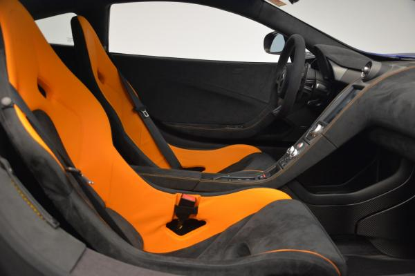 Used 2016 McLaren 675LT Coupe for sale $235,900 at Maserati of Greenwich in Greenwich CT 06830 18