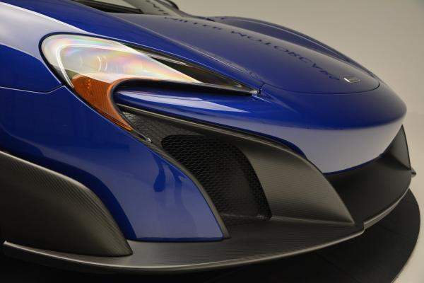 Used 2016 McLaren 675LT Coupe for sale $235,900 at Maserati of Greenwich in Greenwich CT 06830 21