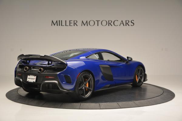 Used 2016 McLaren 675LT Coupe for sale $235,900 at Maserati of Greenwich in Greenwich CT 06830 7