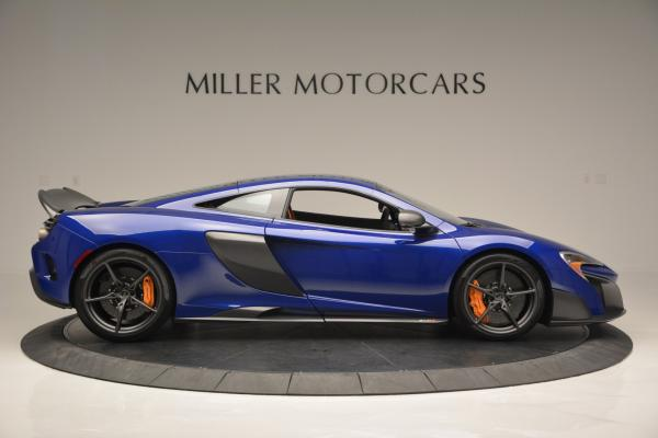 Used 2016 McLaren 675LT Coupe for sale $235,900 at Maserati of Greenwich in Greenwich CT 06830 9