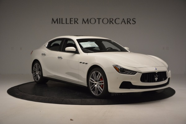 New 2017 Maserati Ghibli for sale Sold at Maserati of Greenwich in Greenwich CT 06830 11