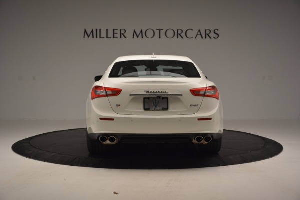 New 2017 Maserati Ghibli for sale Sold at Maserati of Greenwich in Greenwich CT 06830 6