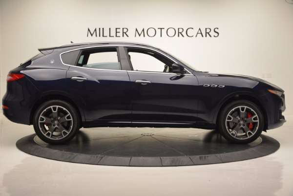 Used 2017 Maserati Levante S for sale Sold at Maserati of Greenwich in Greenwich CT 06830 10