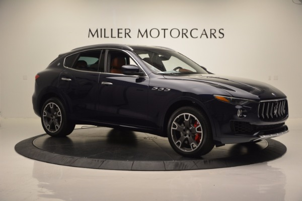 Used 2017 Maserati Levante S for sale Sold at Maserati of Greenwich in Greenwich CT 06830 11