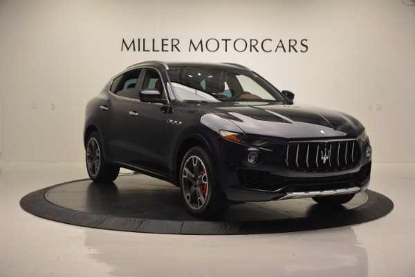 Used 2017 Maserati Levante S for sale Sold at Maserati of Greenwich in Greenwich CT 06830 12
