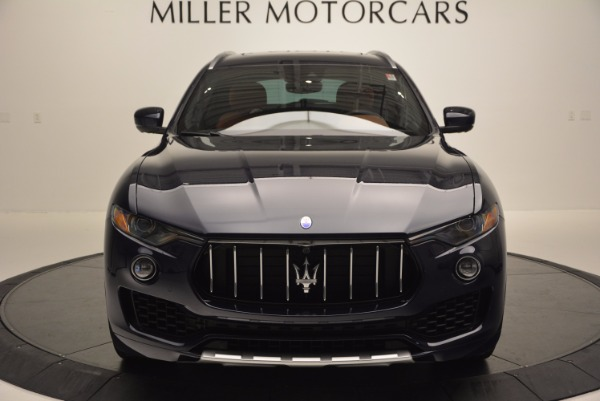 Used 2017 Maserati Levante S for sale Sold at Maserati of Greenwich in Greenwich CT 06830 14