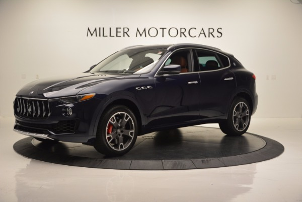 Used 2017 Maserati Levante S for sale Sold at Maserati of Greenwich in Greenwich CT 06830 2