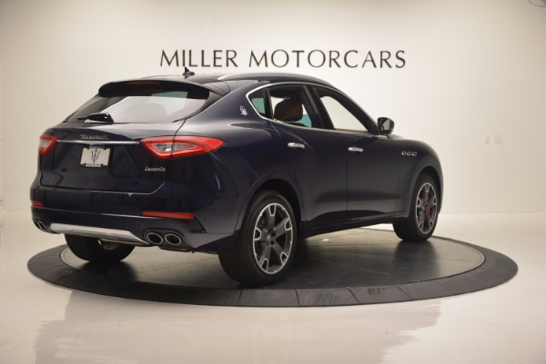 Used 2017 Maserati Levante S for sale Sold at Maserati of Greenwich in Greenwich CT 06830 9